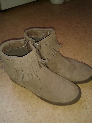 0a00acdffbf83 CHAUSSURES BOTTINES FILLE Taille 31 - EUR 6