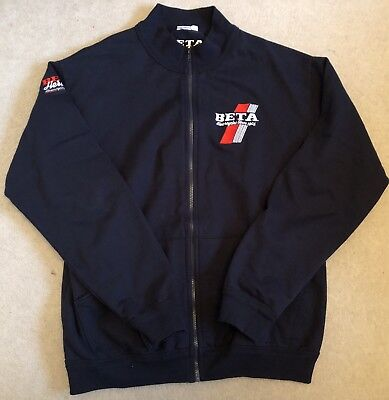 Mens Trials BETA Heritage Full Zip Top XL Superb Condition Hardly Worn