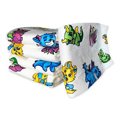 NappiesRUs Little Rascals Adult Nappies Plastic backed