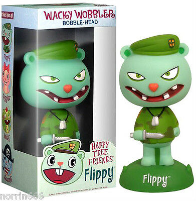 HAPPY ARBRE FRIENDS FLIPPY tête PVC 17cm Funko