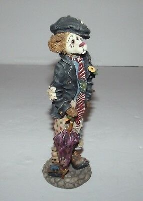 boyds bears figurine Clown honker T flatfoot Limited Ed. Numbered