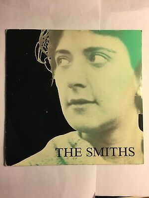 "THE SMITHS GIRLFRIEND IN A COMA 45 7"" Rough Trade 87 RT197"