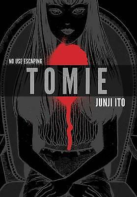 Tomie Complete Deluxe Edition, Junjilto, New, Hardcover