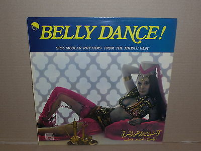 Belly Dance! Spectacular Rhythms from the Middle East  12`LP