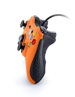 Nacon Wired Compact Controller Ps4 Orange