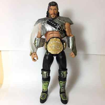 Wwe Custom Elite Kenny Omega Last Match Njpw Wrestling Kingdom 13 Mattel Lot