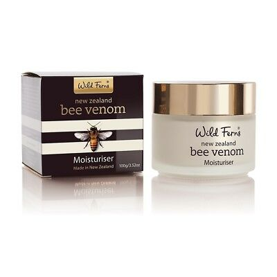 Wild Ferns New Zealand Bee Venom Moisturiser 100g