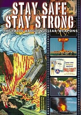 Stay Safe Stay Strong: Facts About Nuclear Weapons [New DVD]