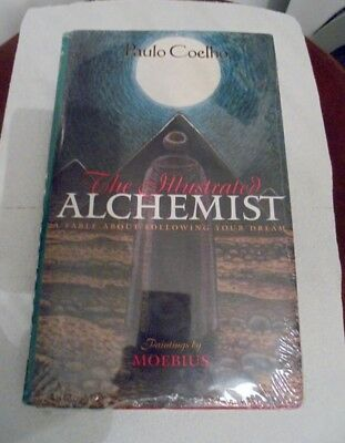 The Alchemist: A Fable About Following Your Dream Paulo Coelho Hardback.