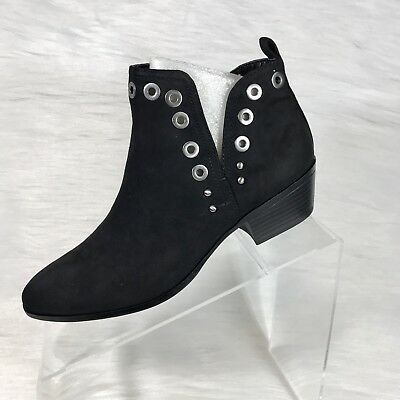 2ab8461f582a7c Circus by Sam Edelman Paula Women s Ankle Boots Booties Suede Size 7.5 M