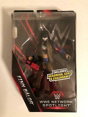 WWE Elite Collection WWE Network Spotlight Finn Balor Exclusive Action Figure