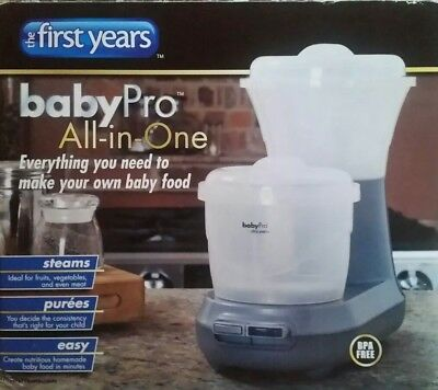 Baby pro food maker