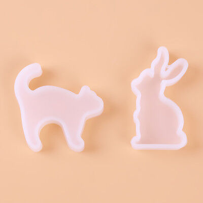 Silicone Animals Baby Shower Pastry Cutters DIY Cake Decor Mold Tools L