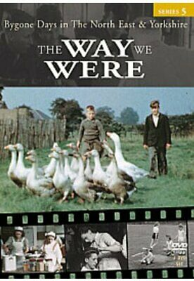 The Way We Were 5 - North East and Yorkshire [DVD] - DVD  EEVG The Cheap Fast