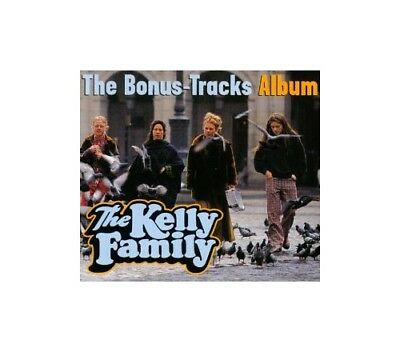 Kelly Family, the - The Bonus-Tracks Album - Kelly Family, the CD 27VG The Cheap
