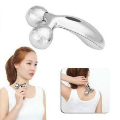 3D Y-Shape Massage Roller Skin Facial Lifting Anti-aging Wrinkle Remove Beauty L
