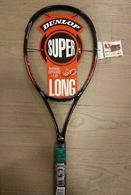 Dunlop Revelation Pro Superlong/ +1 inch/NOS new old stock 90s/L4/Midplus