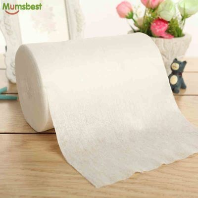 [Mumsbest] Baby Disposable Diapers Biodegradable & Flushable nappy liners cloth