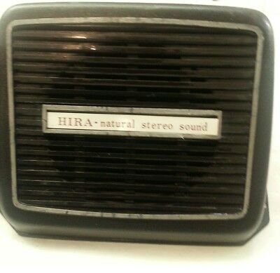 Hira Stereo Sound And Stereo Fidelity Art.nr.91537 Speakers