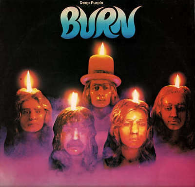 Deep Purple - Burn (LP, Album, RE) Vinyl Schallplatte - 161684