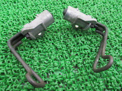 YAMAHA Genuine Used Motorcycle Parts XJR1200 Right and Left Loading Hook 517