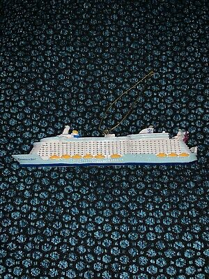 Royal Caribbean SYMPHONY OF THE SEAS CRUISE SHIP MODEL Ornament  Last Ones