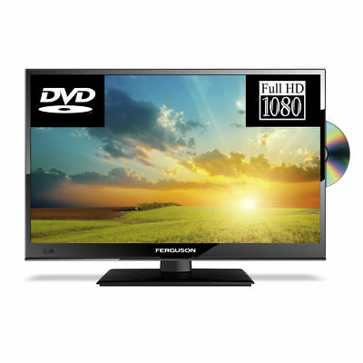 """Ferguson F16230FT2 16"""" FULL HD LED 12v TV with Freeview and Built in DVD Player`"""