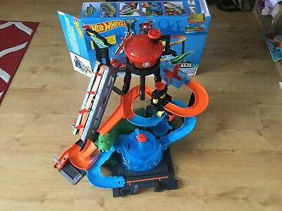 Hot Wheels Ultimate Garage Playset 1000 Picclick Uk