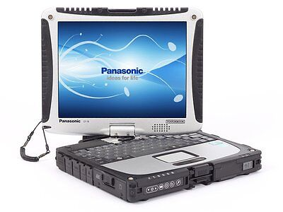 Panasonic Toughbook CF-19 MK3 INTEL Core2 1.2Ghz  4GB 500GB SSHD Windows 10 Pro