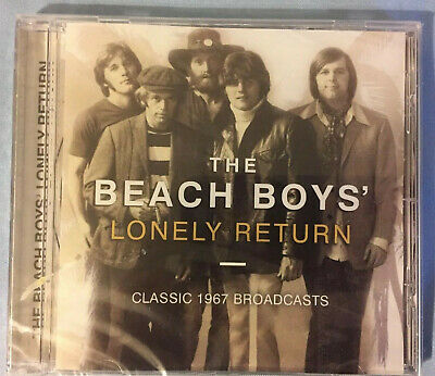The Beach Boys Lonely Return Cd Brand New & Sealed 1967 Broadcasts RARE