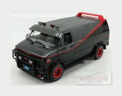 Gmc Vandura Cargo G.Series Van A-Team 1983 GREENLIGHT 1:18 GREEN13521