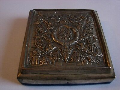 Antique Russia Russian Orthodox icon Christian Christianity 19th century