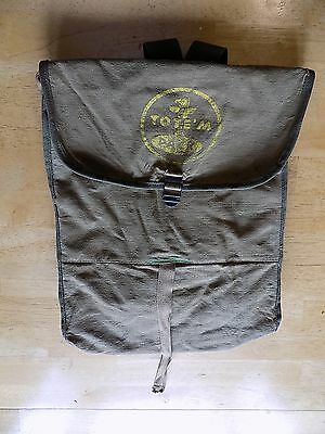 Vintage 1960'S Earlier??? BSA Boy Scout Canvas Backpack TOTE'M PACK