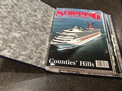 Shipping today and yesterday magazines in folder 1996 no.71-82