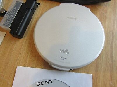 Sony cd walkman D-NE20. Excellent condition. Complete with all the original acc