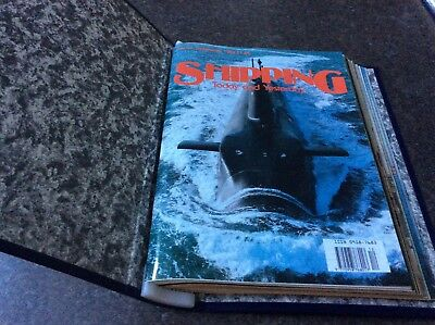 Shipping today and yesterday magazines in folder no. 23-34 1992