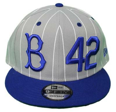 217fe6ee0f2 Brooklyn Dodgers New Era 9FIFTY MLB Cooperstown