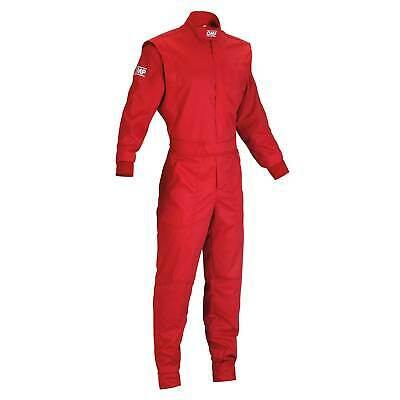 OMP Adults Summer Mechanics / Workshop / Garage Cotton/Polyester Suit / Overalls