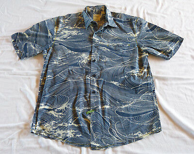 Tori Richard Honolulu Hawaiian shirt XL