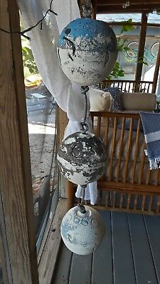 Florida Keys retired Spiny Lobster and Stone Crab Buoys *Nautical Décor* (#23)