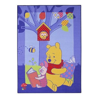 AK Sports Kids Play Mat Floor Gym Children Activity Rug Pooh Story WINNIE 86