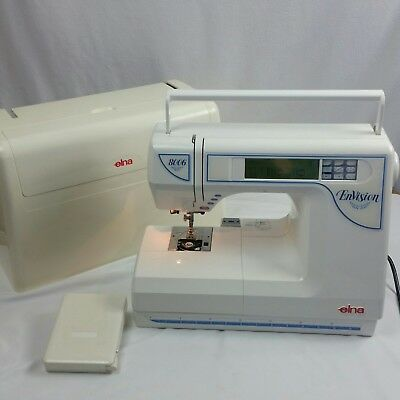 Elna embroidery machine Envision 8006