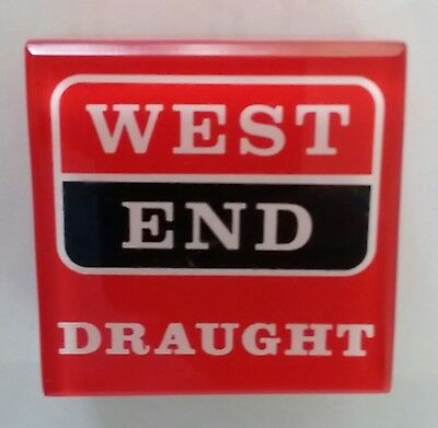 West END Draught Tap Top