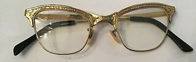 Vintage Gaspari Cat Eye Eyeglasses