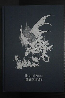 JAPAN Final Fantasy XIV: The Art of Eorzea -HEAVENSWARD- (Art Book)