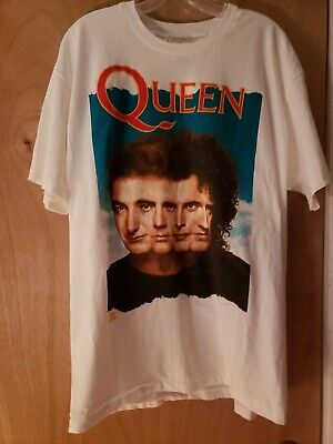 Queen vintage rock tour t-shirt XL