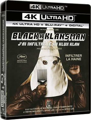 4K + Blu Ray Digital ** Blackkklansman  ** Neuf