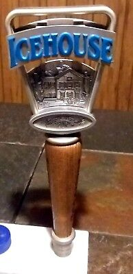 Icehouse beer tap handle