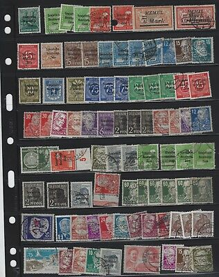 Germany w/ Bavaria Stamp Collection