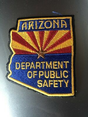 Arizona Department Of Public Safety Patch
